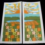 Gorge 2 poster set