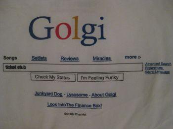 golgi clean