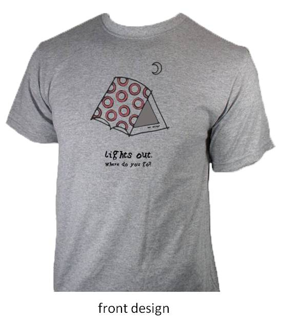 Hood Gray Shirt F