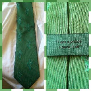 Cactus Tie