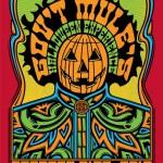 Warner Govt Mule Halloween 2012