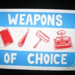 Weapons of Choice 2009. Available in the PhanArt Store