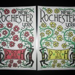Flower people of Rochester 10/22/2013. Available in the PhanArt Store