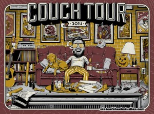 couch_tour_fall_variant_poster_darin_shock_01