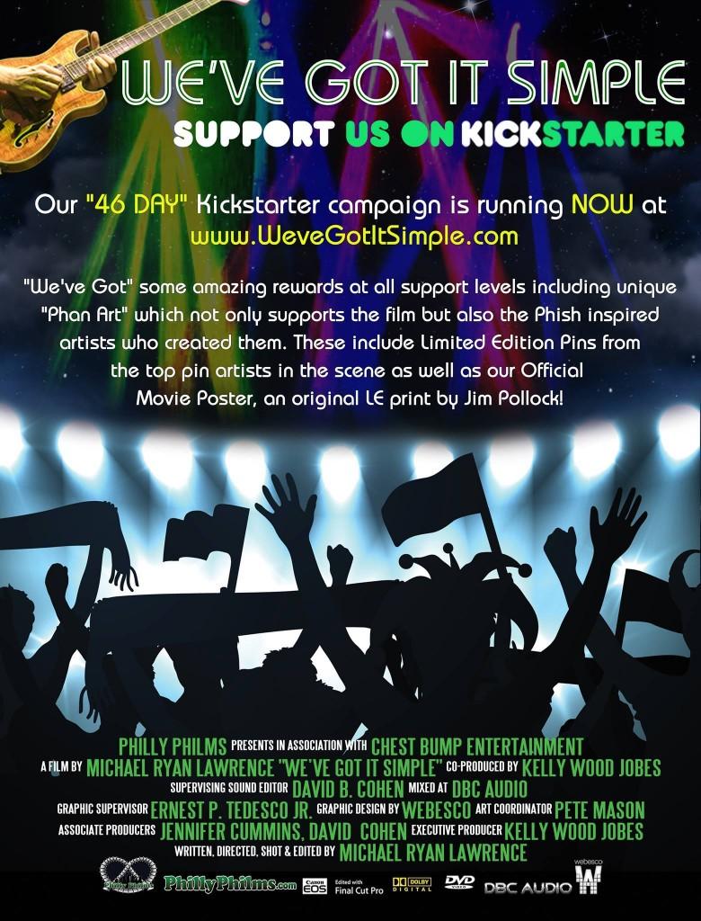kickstarter mike