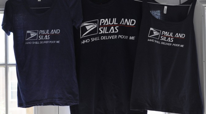 Summer Tour Shirts and Hats from The Overhead View