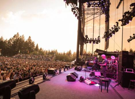 Figure 2. Lake Tahoe concert (7.31.13). Image via Live for Music