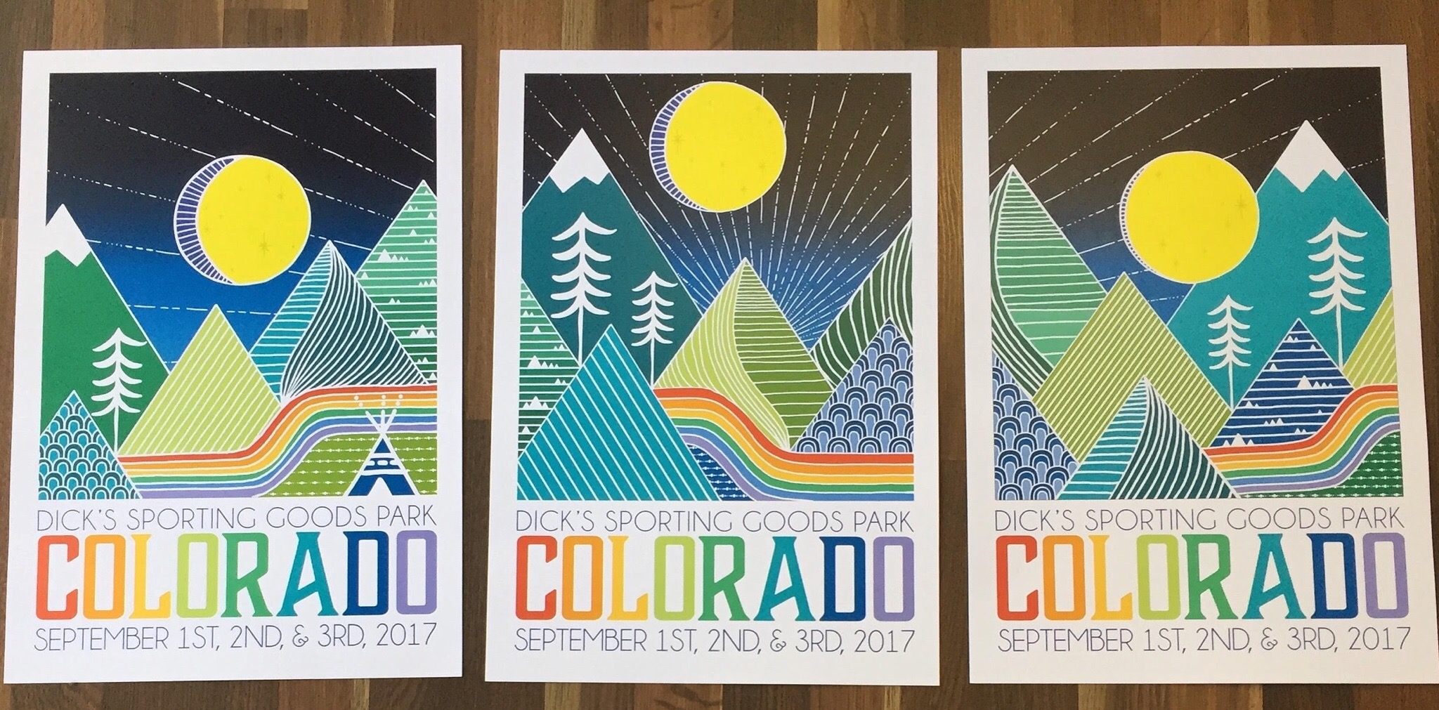 Poster design nyc - Alex Paige Designs Will Be At The Phanart Show Featuring Her 2017 Chi And Nyc Prints Along With Her Must Have Dicks Triptych