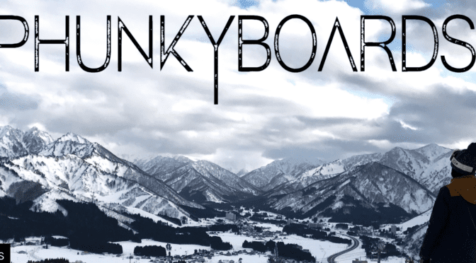 Winter Is Coming – PhunkyBoards New Designs