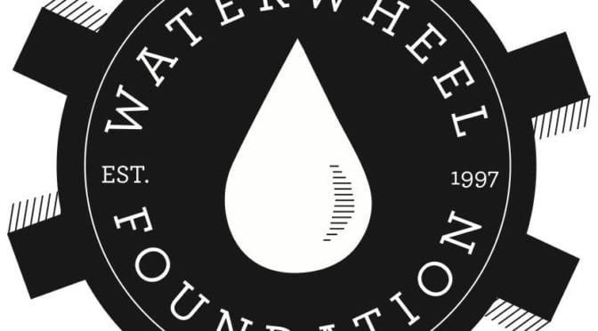 The Waterwheel Foundation announces Fan Poster Sale
